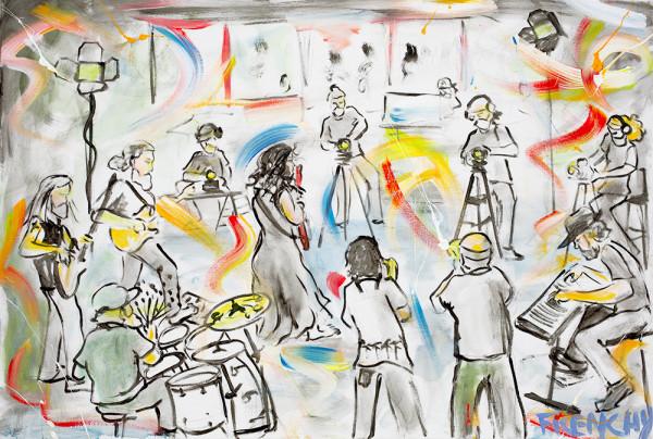 Dana Abbott Band by Frenchy