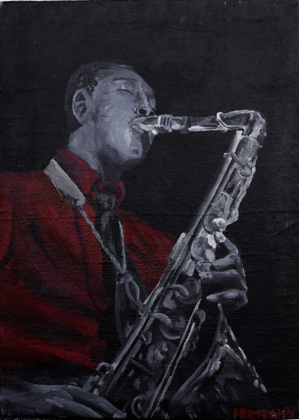 Hank Mobley by Frenchy
