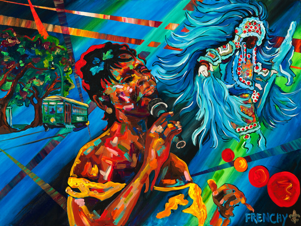 Cisco - Irma Thomas by Frenchy