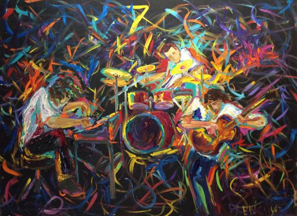 Jacob Fred Jazz Odyssey by Frenchy