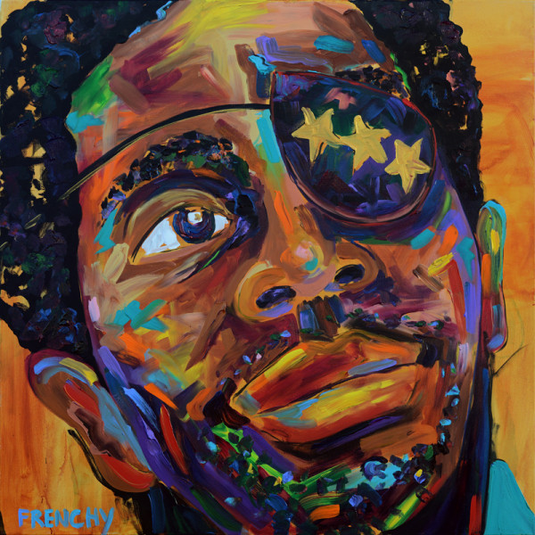 James Booker by Frenchy