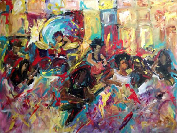 Lenny Kravitz by Frenchy
