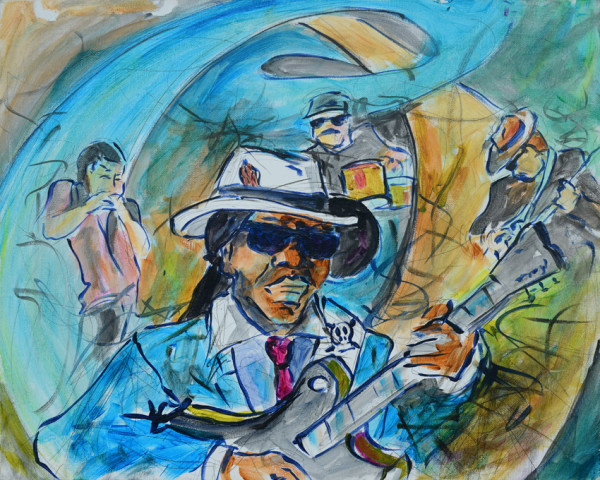 Little Freddie King by Frenchy
