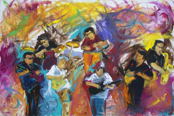 Los Lobos by Frenchy