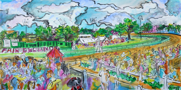 100th Louisiana Derby by Frenchy