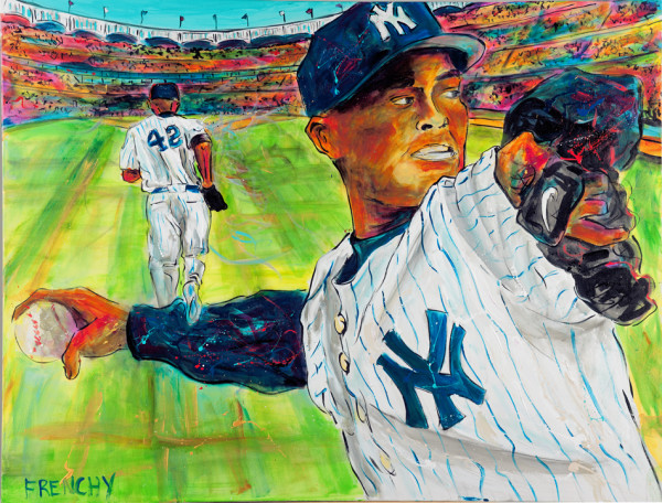 Mariano Rivera by Frenchy
