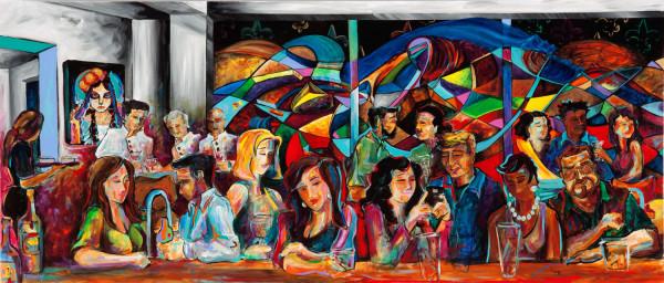 Mizado Mural by Frenchy