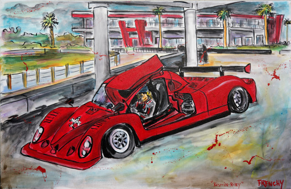 Motorhead Traveler by Frenchy