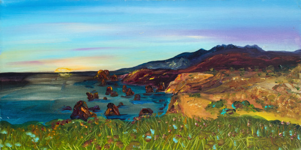 Pacific Coast Highway by Frenchy