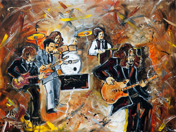My Morning Jacket by Frenchy