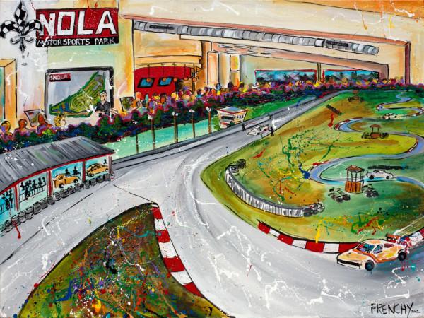 Nola Motorsport Speedway by Frenchy