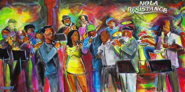 Nola Resistance Pt.1 by Frenchy