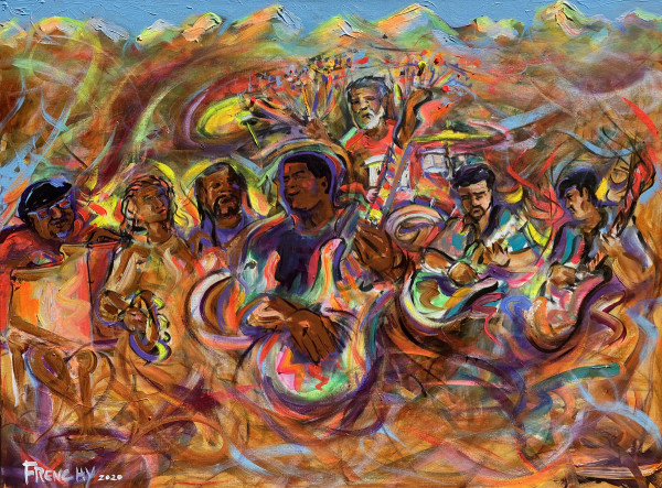 Oteil & Friends by Frenchy
