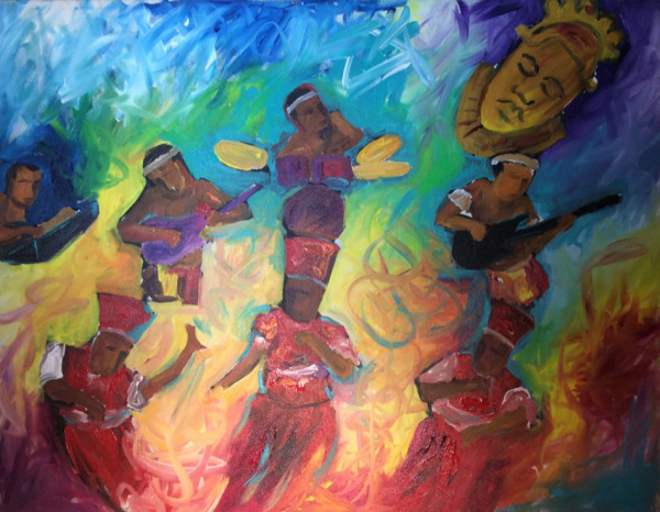Mahotella Queens of  South Africa by Frenchy