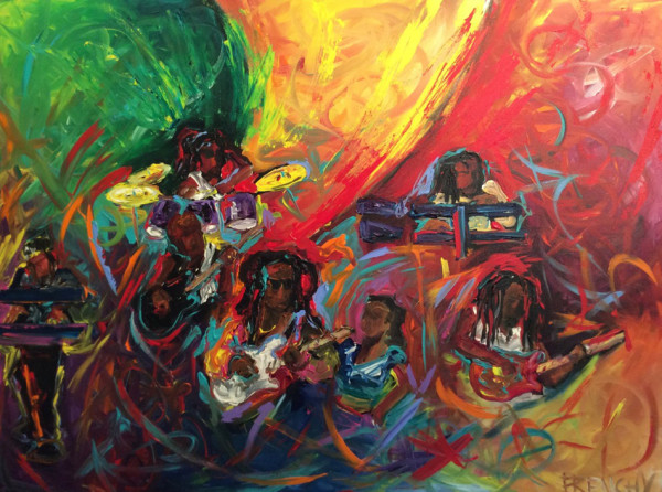 Steel Pulse by Frenchy