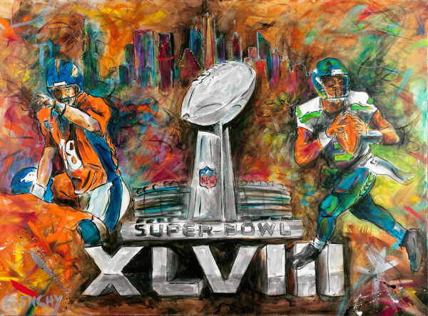 Super Bowl XLVII by Frenchy