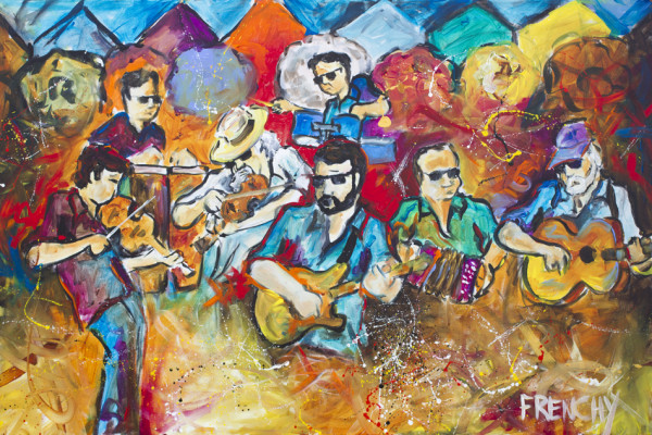 Tab Benoit by Frenchy