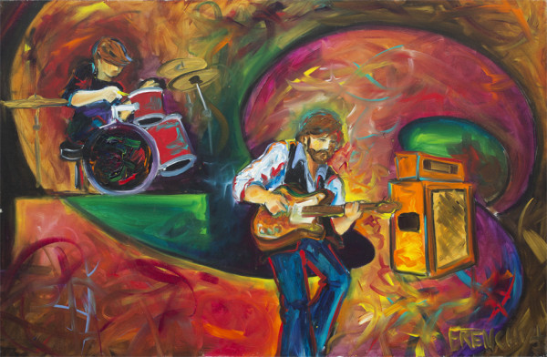 The Black Keys by Frenchy
