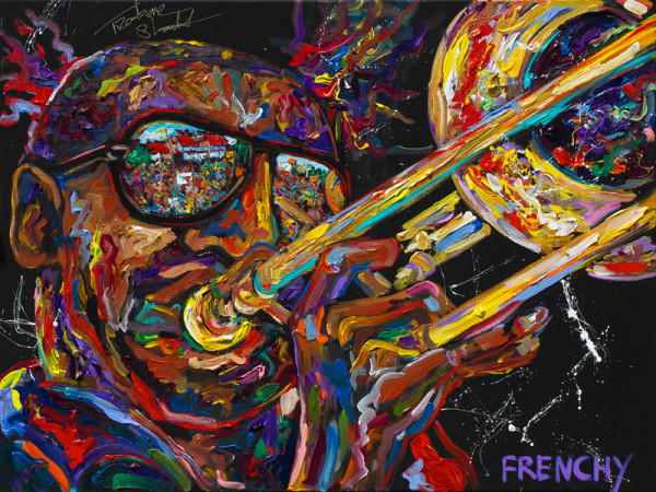 Trombone Shorty by Frenchy
