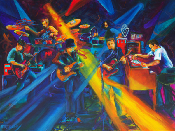 Umphreys Mcgee by Frenchy