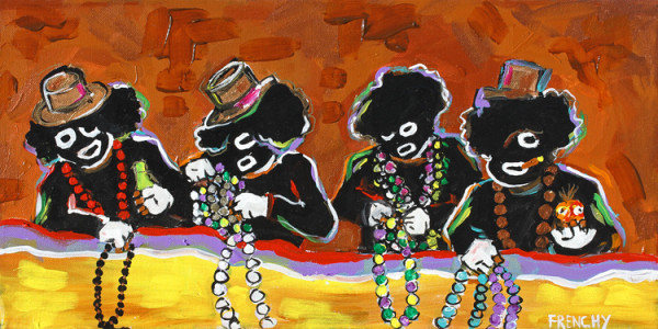 Zulu Float Riders by Frenchy