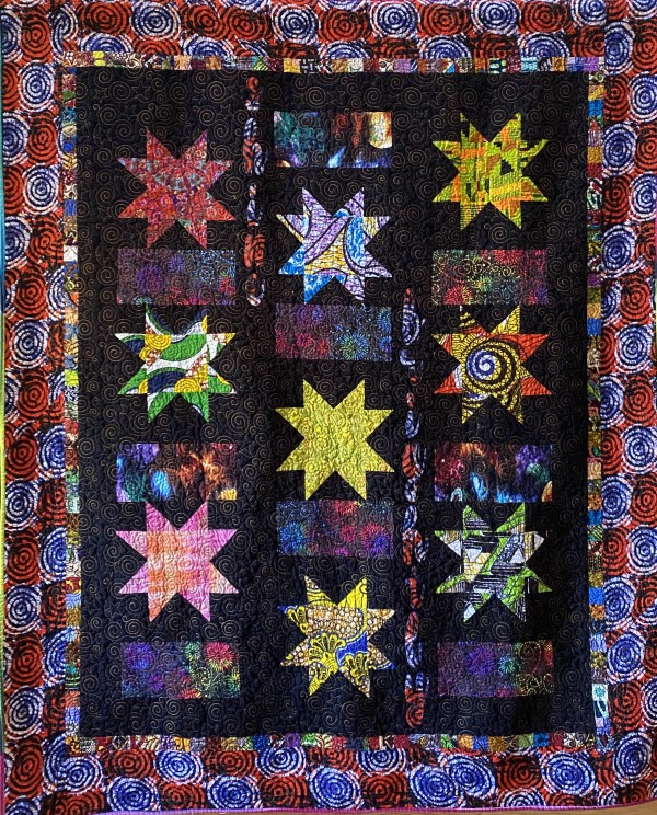 Be the Brightest Star by O.V. Brantley