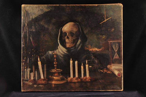 Death by Otto Goldmann