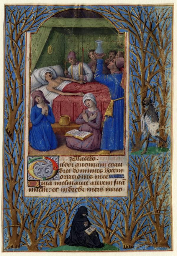 The Death Room/The Last Rites by Marinus van Reymerswaele