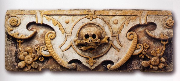 English Renaissance Lintel by Unknown