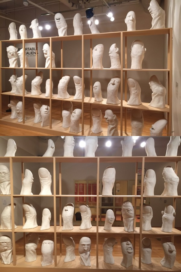 Deportable Aliens Collection by Rodrigo Lara Zendejas