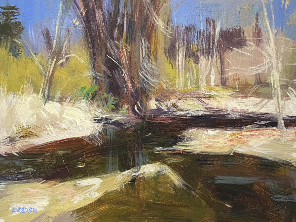 Creek by Michael Anderson