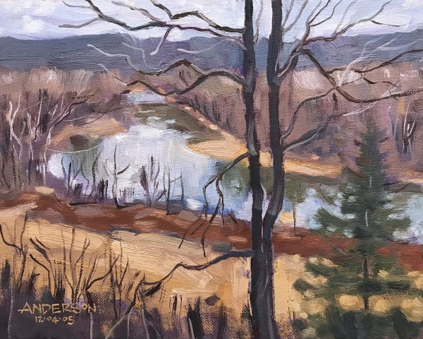 Above The Meramec by Michael Anderson
