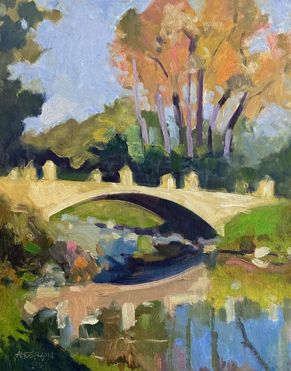 Forest Park Bridge by Michael Anderson