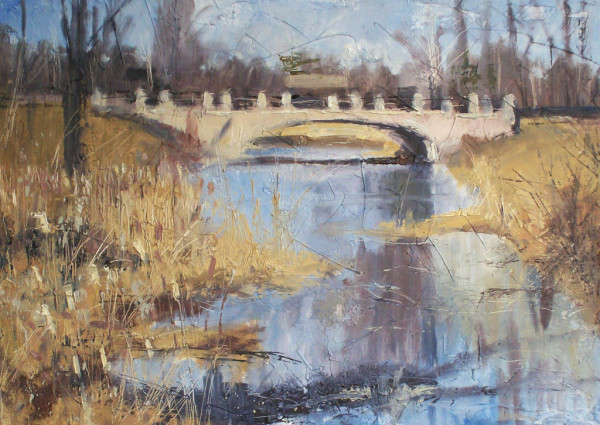 Bridge, Forest Park by Michael Anderson