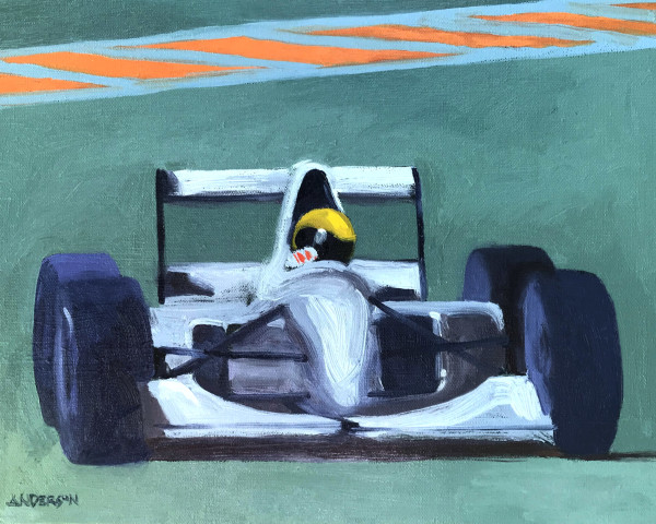 Formula 1 by Michael Anderson