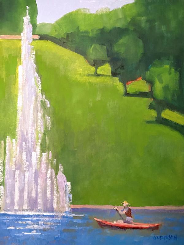 Grand Basin Kayak by Michael Anderson