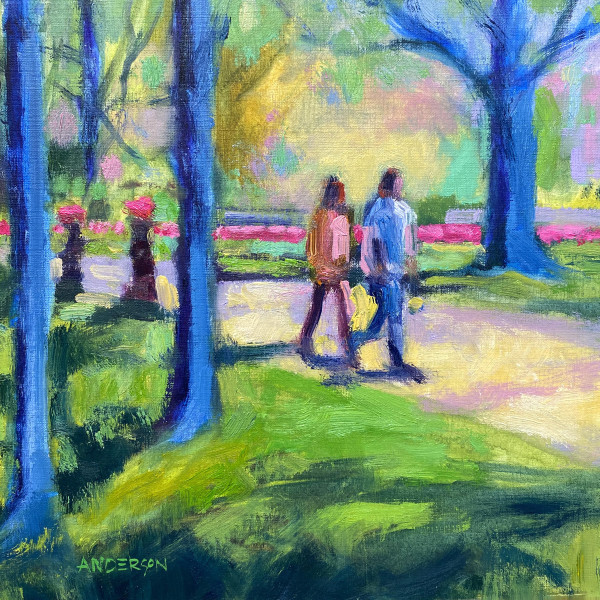 A Walk In The Park by Michael Anderson