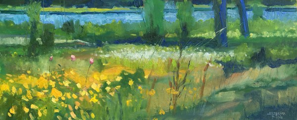 Wild Flowers, Riverlands by Michael Anderson