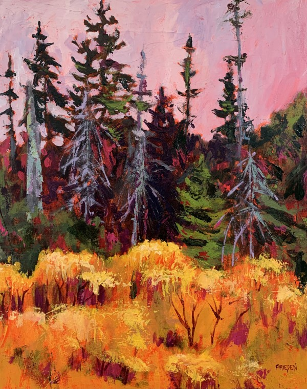 Enchanted Land 2 by Holly Friesen