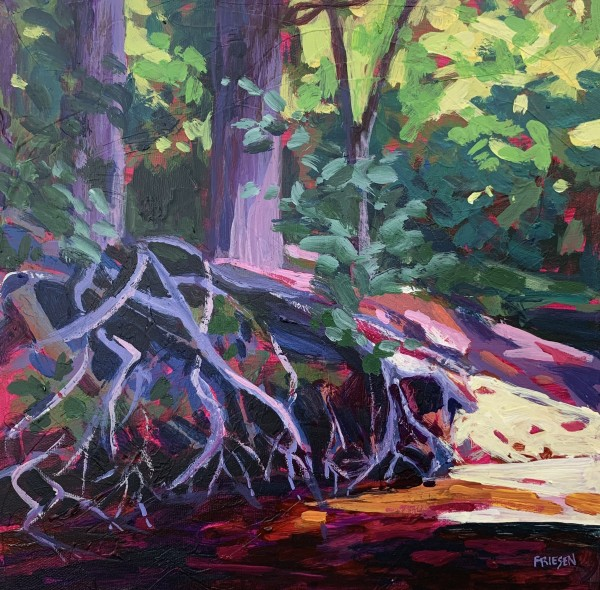River Roots by Holly Friesen