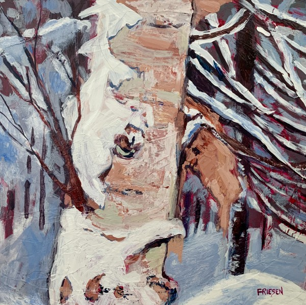Winter Layers by Holly Friesen