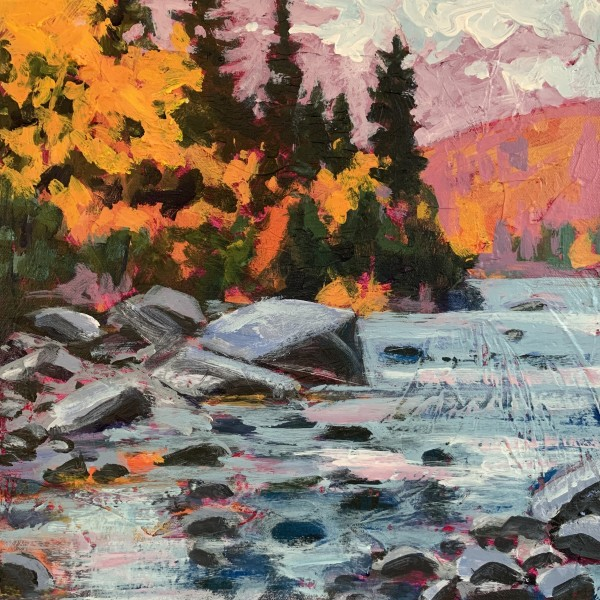 The Colors of the Day by Holly Friesen
