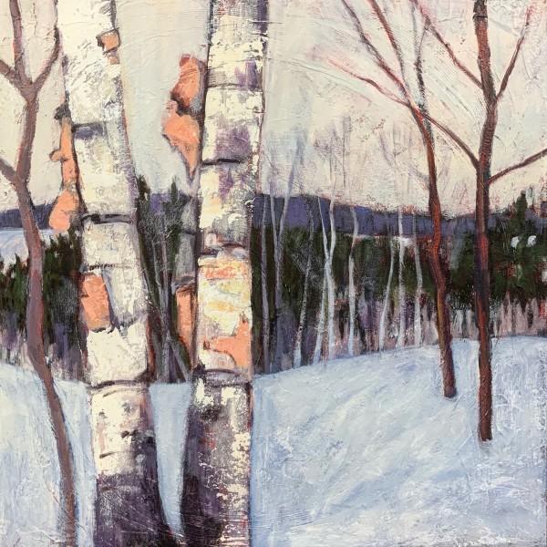 Twist of Birch Bark by Holly Friesen