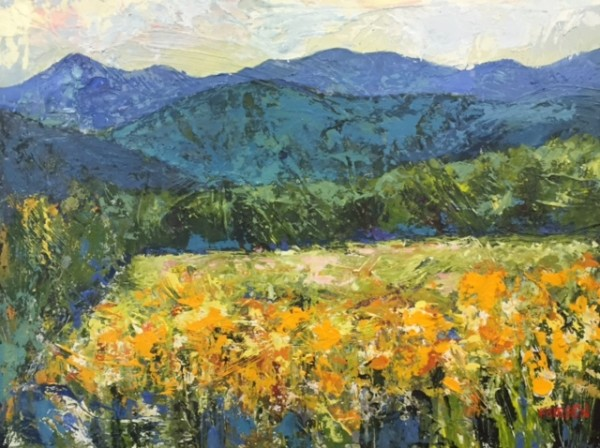 High Peaks Wild by Holly Friesen