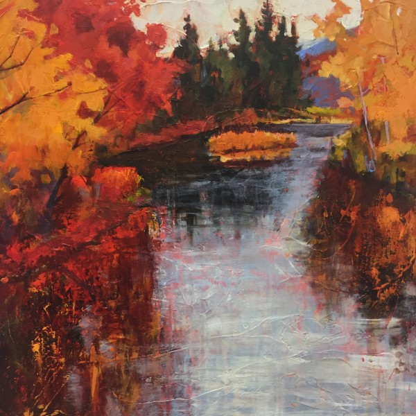 River Drift by Holly Friesen