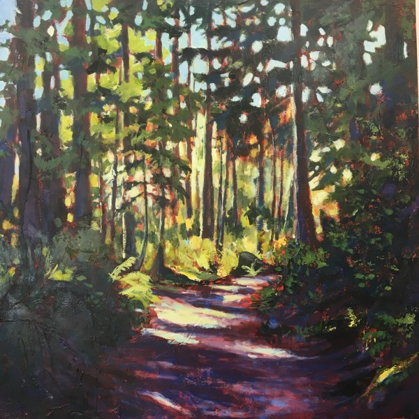 Forest Path by Holly Friesen