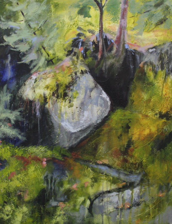 Fecund Forest by Holly Friesen