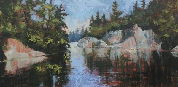 Dark Water Cove by Holly Friesen