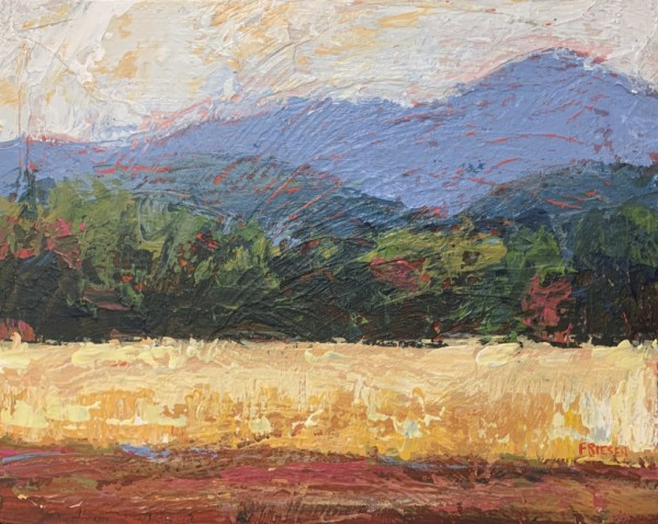 Land Study by Holly Friesen