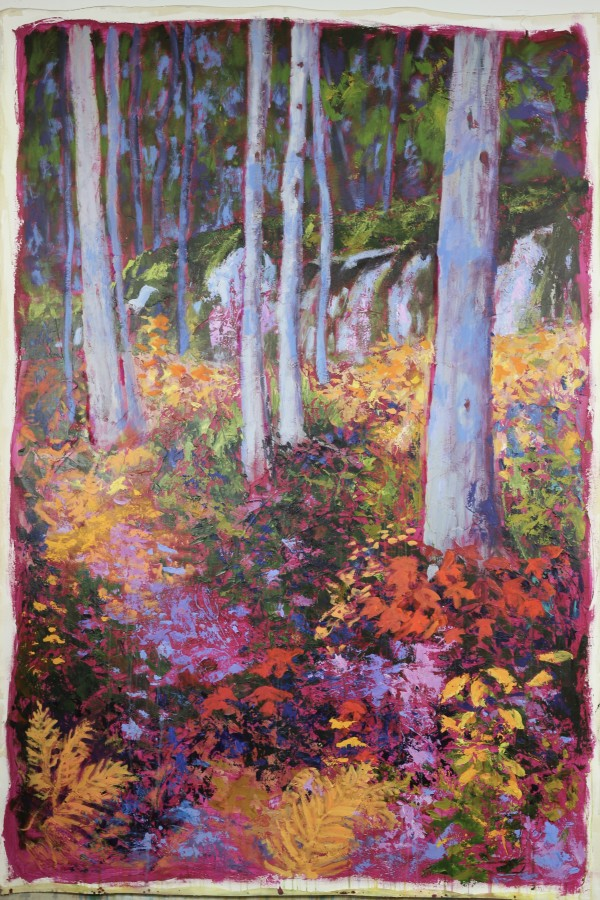 Wilderness Tapestry by Holly Friesen